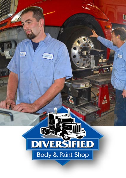 Diversified Body and Paint - Frame Services
